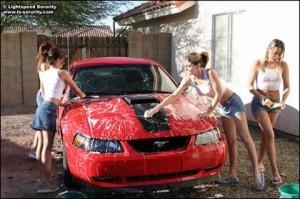 sexy-mustang-car-wash