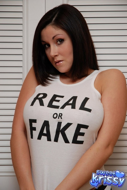 boobs real fake