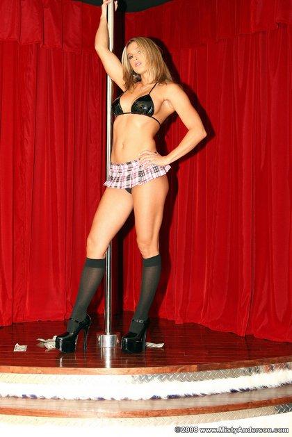 misty anderson stripper pole1
