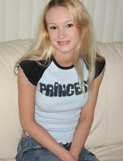 Dirty Aly Blonde Teen Hottie 56