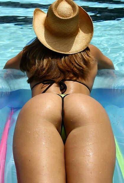 Big butt girl on top porn