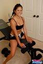 shayla jennings sexy teen workout1