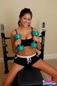 shayla jennings sexy teen workout5