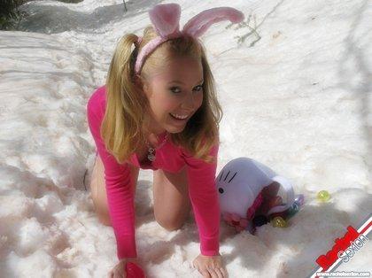 rachel sexton hot blonde teen super easy bunny1