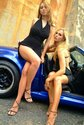 shay laren lesbian kisses sports car3