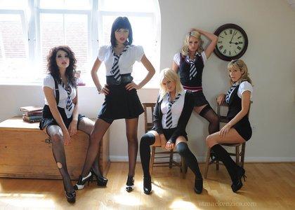 all girls-school6
