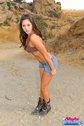 shayla jennings sexy short shorts3