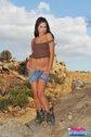 shayla jennings sexy short shorts9