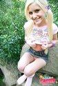 little laney hot blonde teen pigtails3