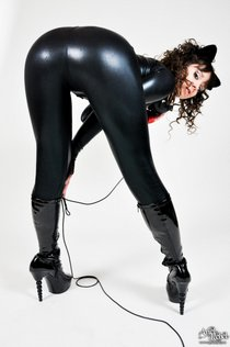 ariel rebel cat woman5