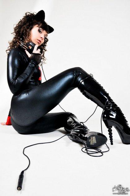 ariel rebel cat woman6