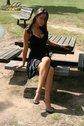 annabelle angel sexy black dress5