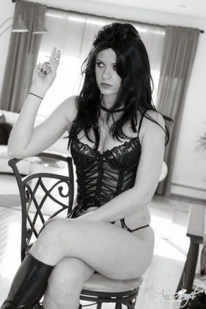 ann_angel_black_and_white_smoking