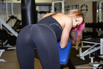 misty anderson tight ass