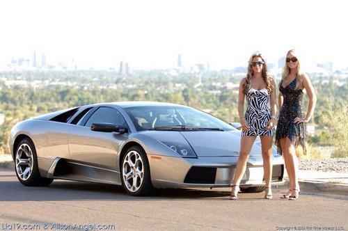 alison angel lia 19 Lamborghini public nudity 2