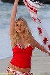 alison angel beach hottie 2