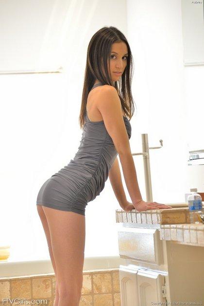 ftv girl aubrey sexy babe 3
