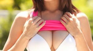 halter bikini size