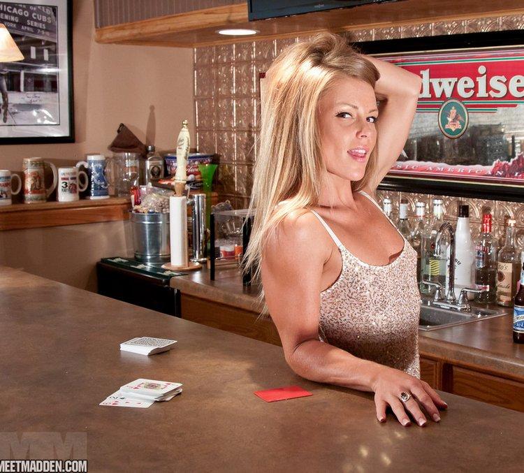 meet madden sexy bar slut tease 2