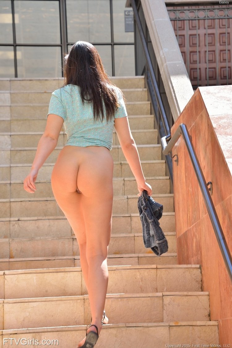 ftv girl bailey naked in public 2