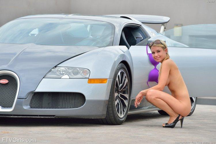 kendall ftv girls bugatti veyron