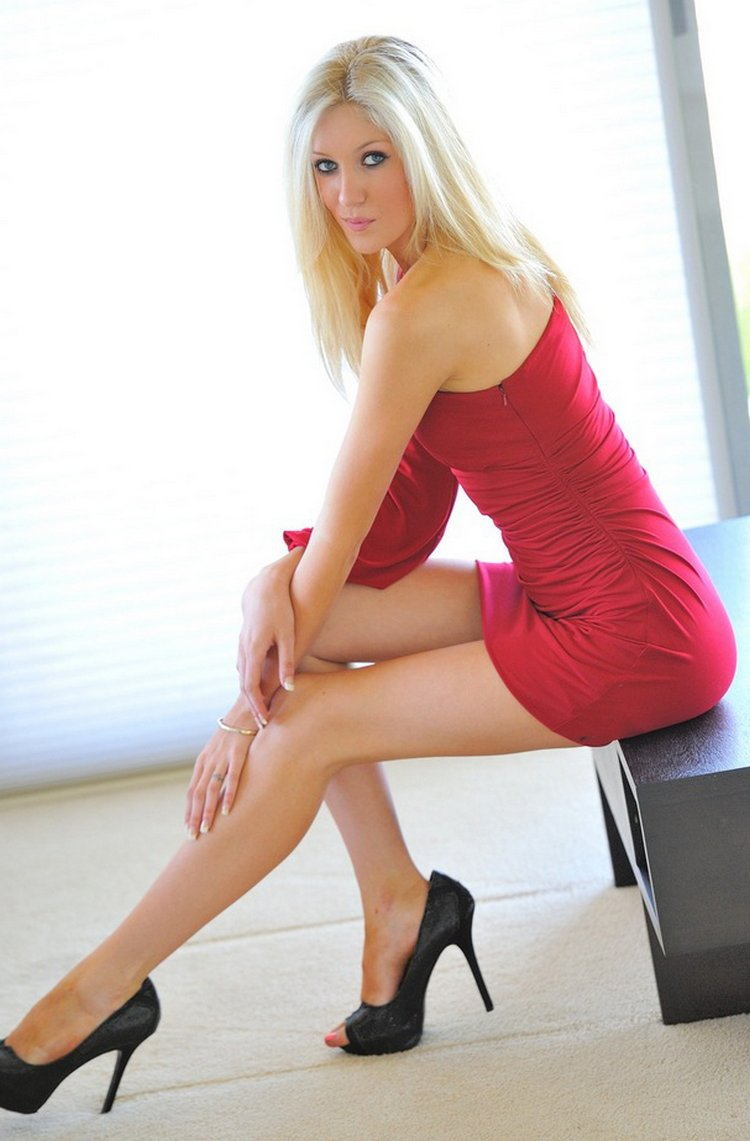 ftv girl sex red dress